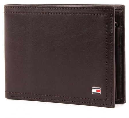 TOMMY HILFIGER Harry CC and Coin Pocket Coffee Bean
