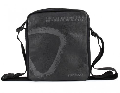 strellson Paddington Shoulder Bag SV Black