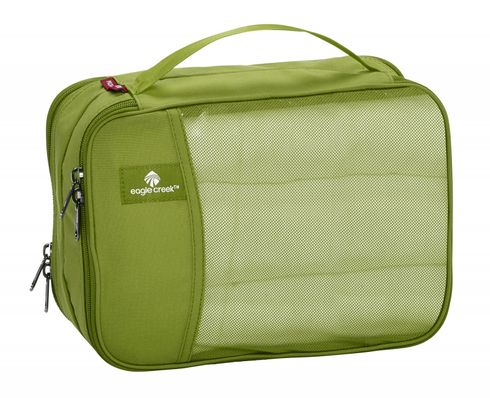 eagle creek Pack-It Clean Dirty Half Cube Fern Green