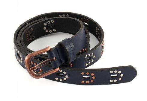 FREDsBRUDER Lucky Belt W85 Blue
