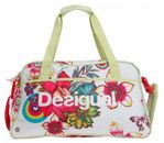 Desigual Bols Big Gym Bag Sharp Green online kaufen bei modeherz