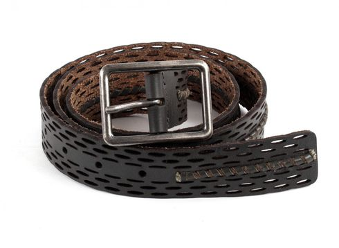 AMSTERDAM COWBOYS Belt 359033 W100 Antracite