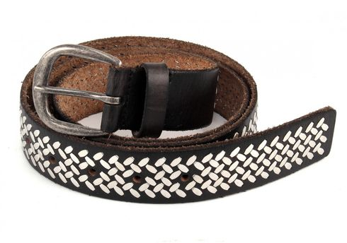 AMSTERDAM COWBOYS Belt 359052 W100 Antracite