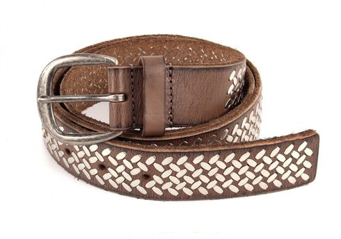AMSTERDAM COWBOYS Belt 359052 W95 Mud
