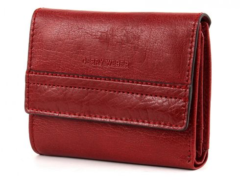 GERRY WEBER Lugano Ladies Purse S Red