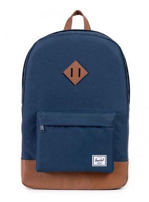 Herschel Heritage Backpack Navy / Tan