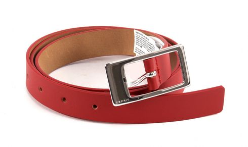 ESPRIT Gamilla Belt W70 Dark Red