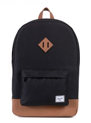 Herschel Heritage Backpack Black / Tan