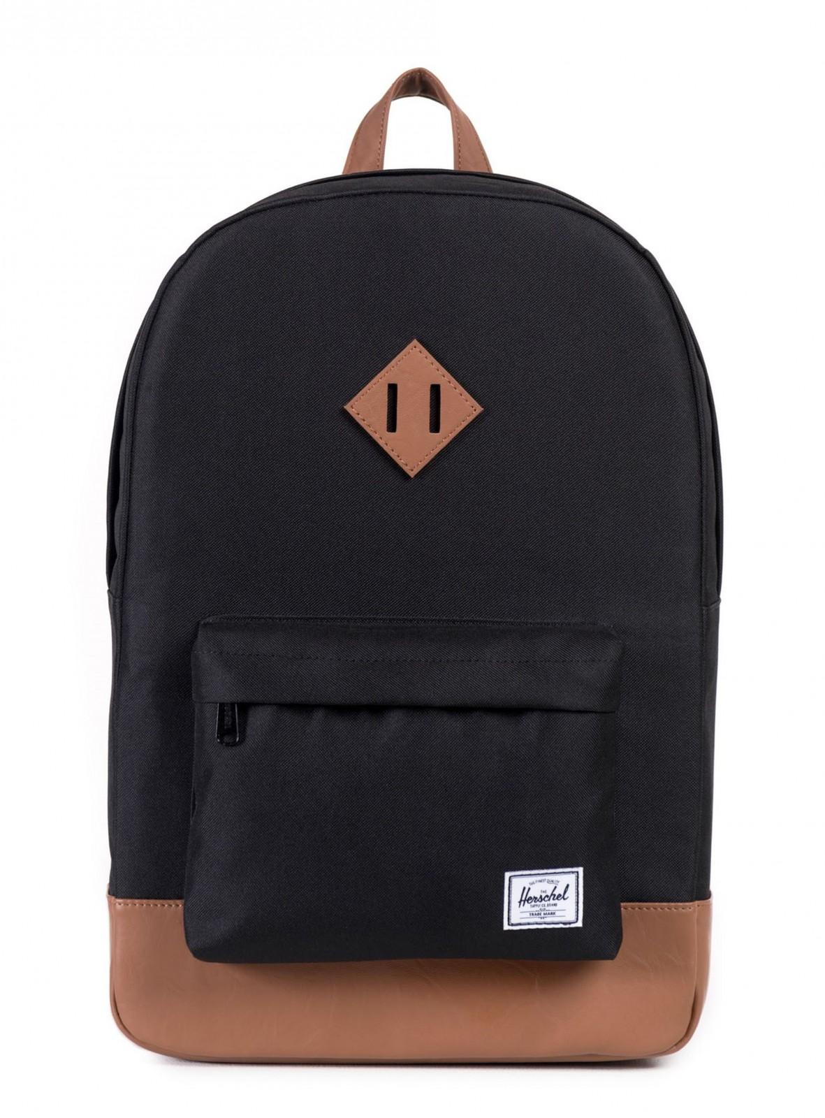Herschel Heritage Backpack Black / Tan