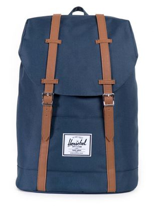 Herschel Retreat Backpack Navy / Tan