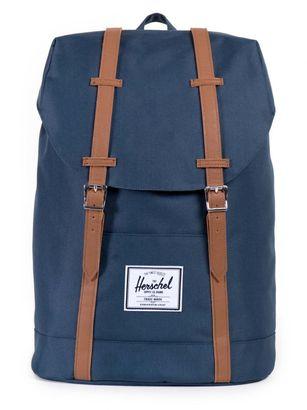 Herschel Retreat Backpack Navy / Tan