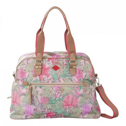 Oilily Flower Field Carry All Melon