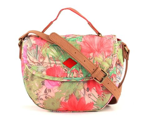 Oilily Flower Field S Shoulder Bag Melon