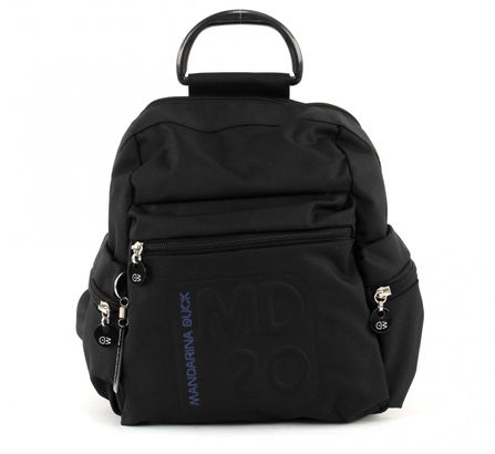 MANDARINA DUCK MD20 Small Backpack Black