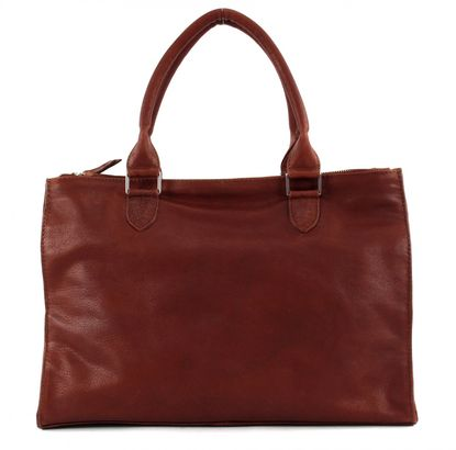 AMSTERDAM COWBOYS Blown Away Bag Fazeley Cognac