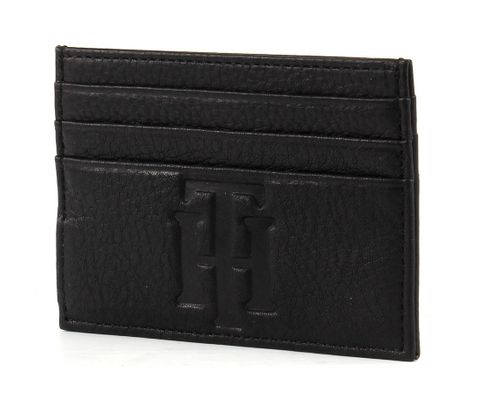 TOMMY HILFIGER Corporate CC Holder Black