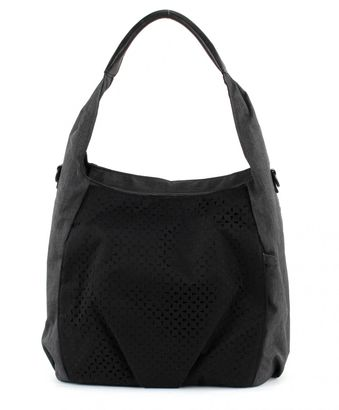 Lässig Casual Hobo Bag Black