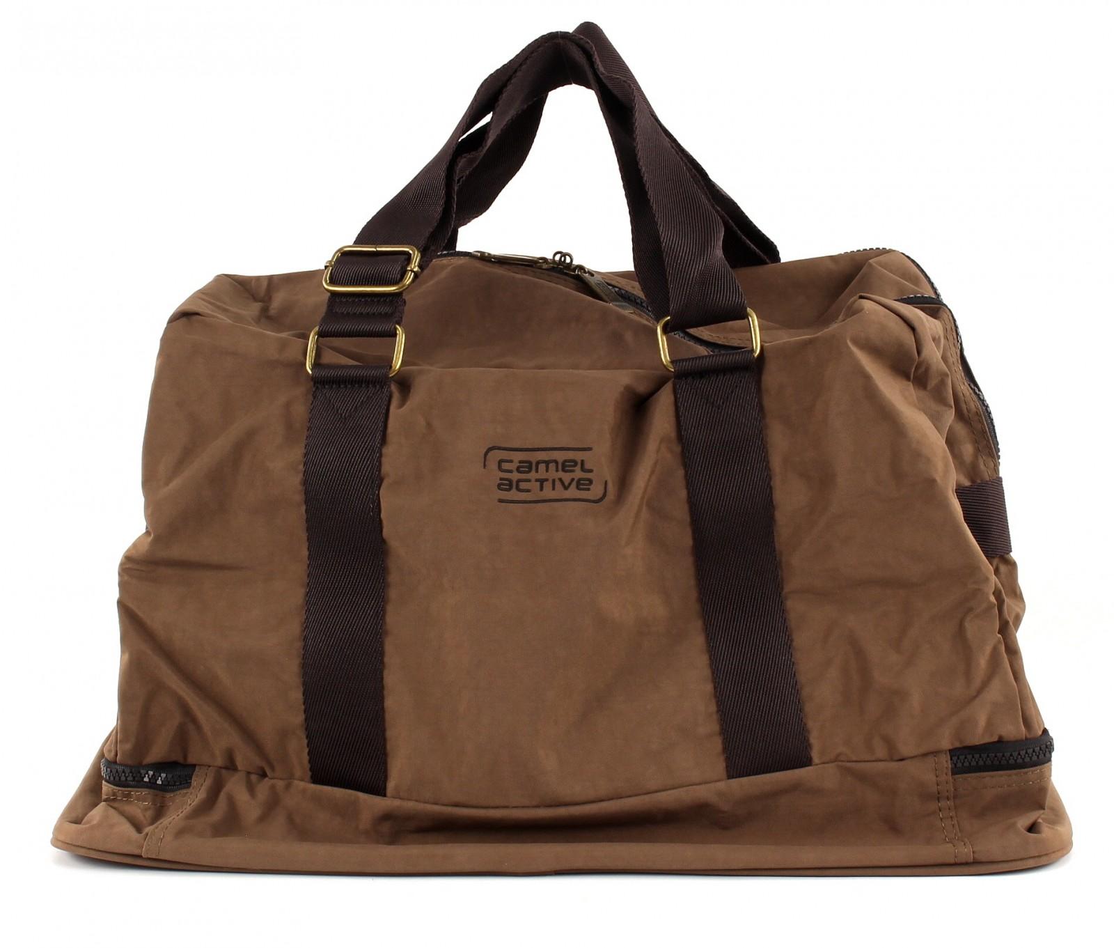 camel active Journey Fitness Bag Sand