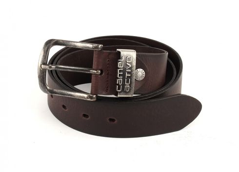 camel active Belt 121 W115 Brown