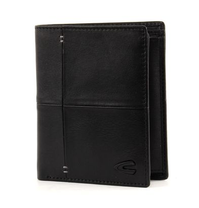 camel active Peru Wallet High Black