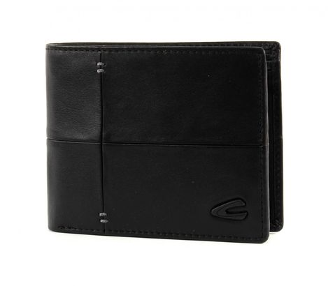 camel active Peru Wallet Quer Black