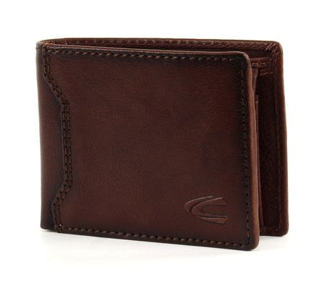 camel active Toledo Small Wallet Quer Brown