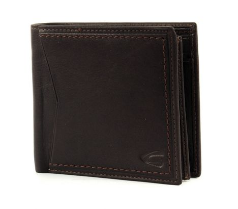 camel active Cuba Large Wallet Quer Brown