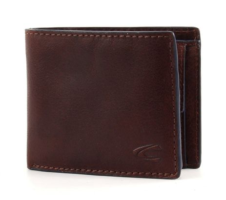 camel active Alaska Small Wallet Quer Brown