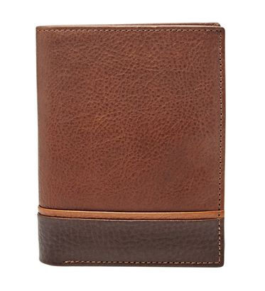 FOSSIL Ian International Combi Brown