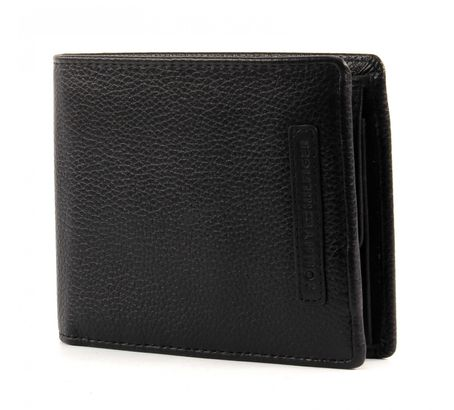 TOMMY HILFIGER Casual Trifold Black