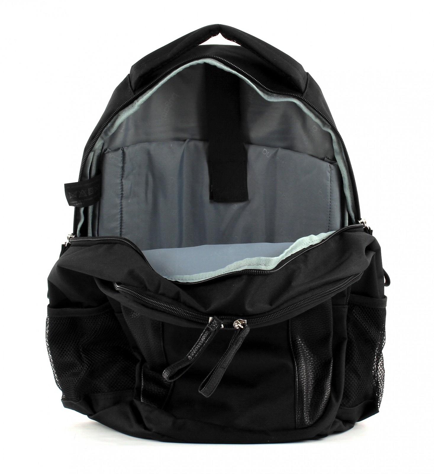 bugatti backpack cosmos black neu