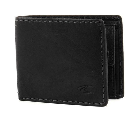 camel active Columbia Small Wallet Quer Black