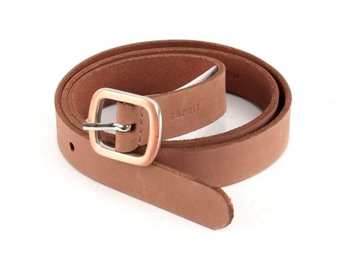 ESPRIT Buckle Belt W100 Nude