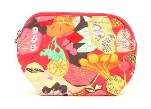 Oilily Fruity Pouch Candy Pink