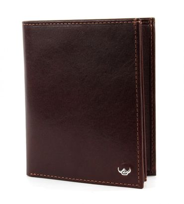 Golden Head Colorado RFID Protect Classic Wallet Tobacco