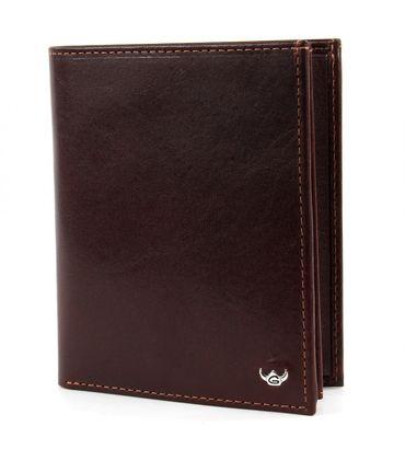Golden Head Colorado RFID Protect Classic Wallet Tobacco