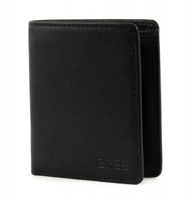 BREE Pocket 103 Credit Card Holder Black