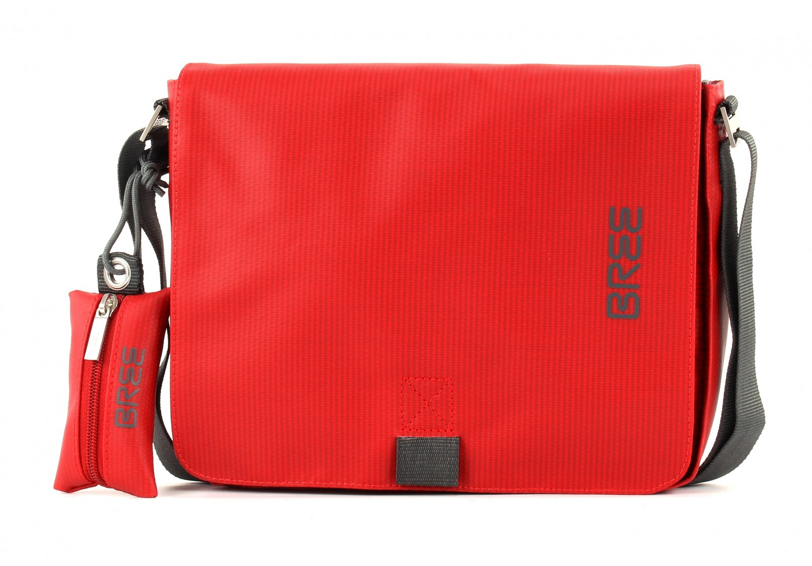 5135862247854 BREE Cross Body Bag Punch 61 Shoulder S Red