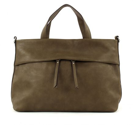 ESPRIT Fran City Bag Light Khaki