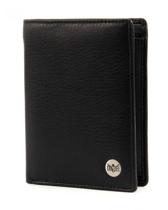 CHIEMSEE Jerome Leather Wallet High Black