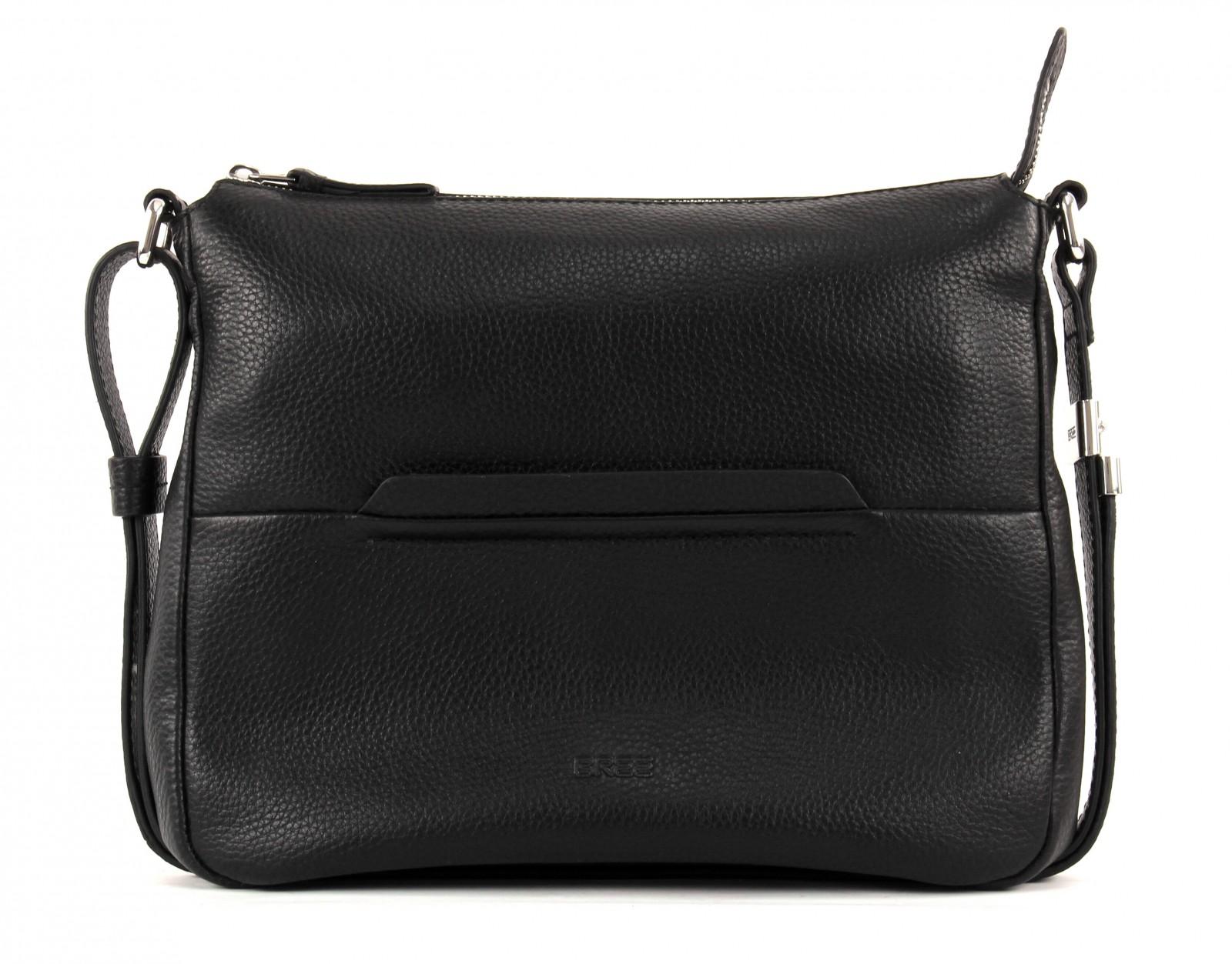 Bree Cross Body Bag Faro 2 Shoulder M Black