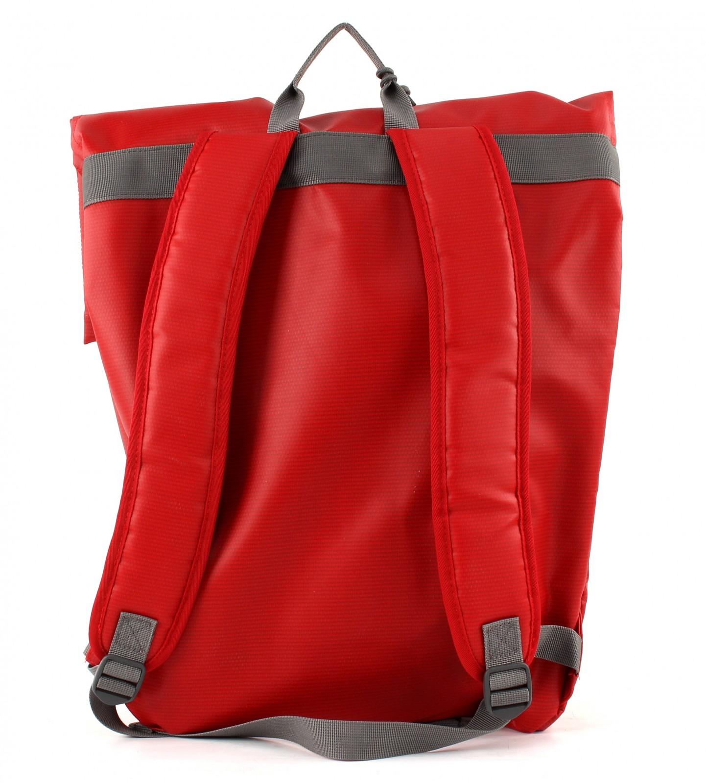 bree backpack punch 93 red. Black Bedroom Furniture Sets. Home Design Ideas
