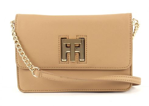 TOMMY HILFIGER TH Twist Crossover Solid Tanin