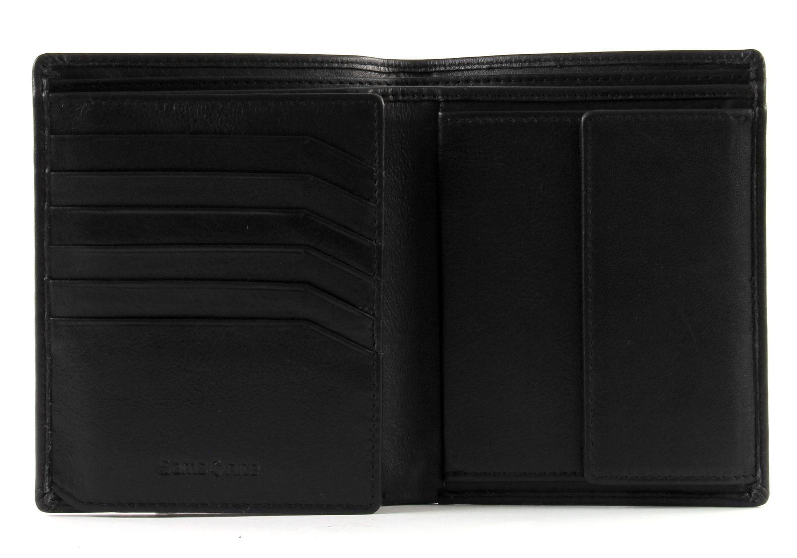 Samsonite NYX Hochformatbörse Black