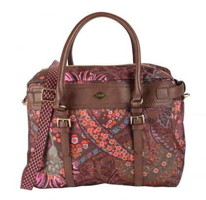Oilily Paisley M Carry All Coffee
