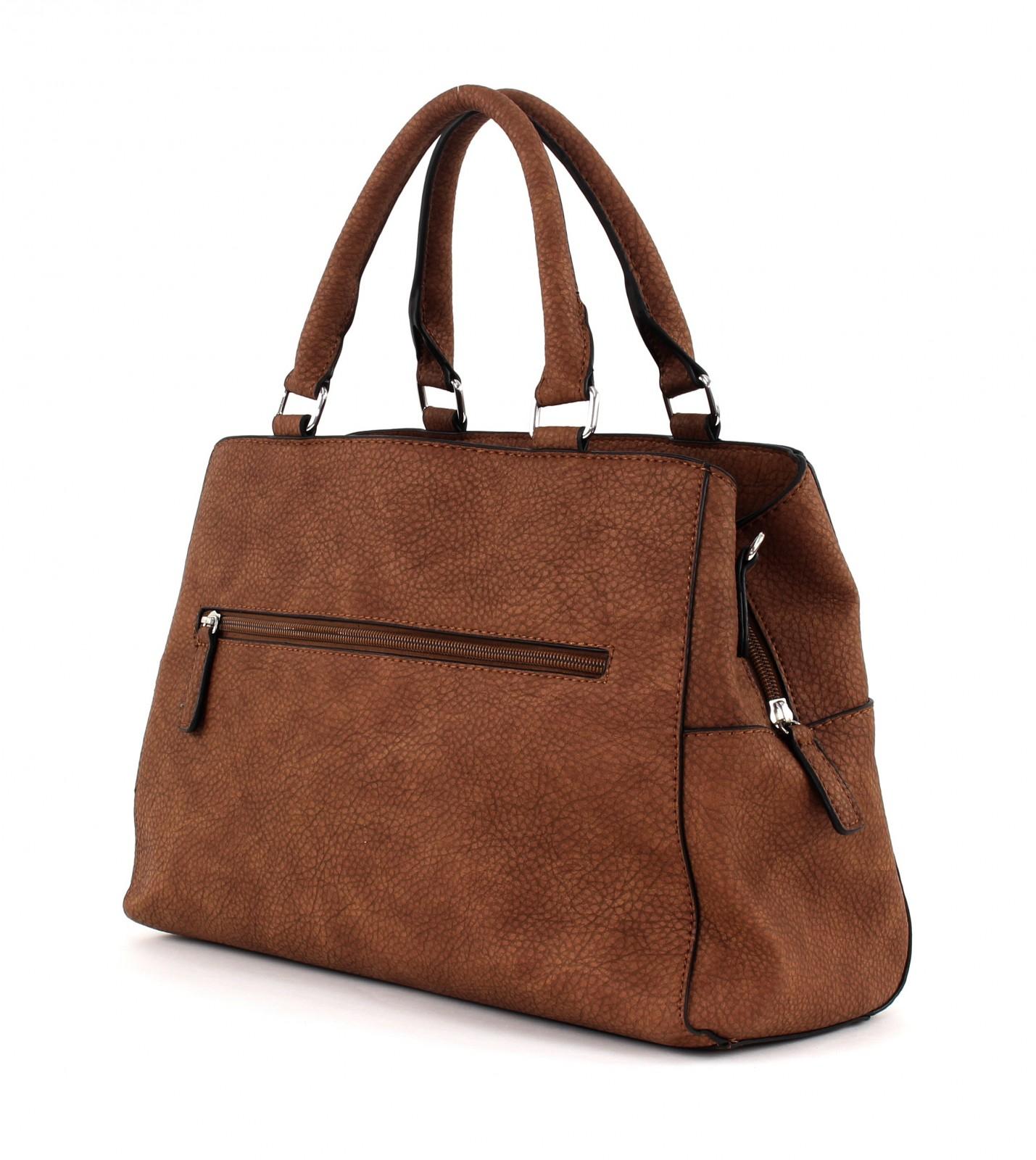 gerry weber handbag talk different ii l cognac. Black Bedroom Furniture Sets. Home Design Ideas