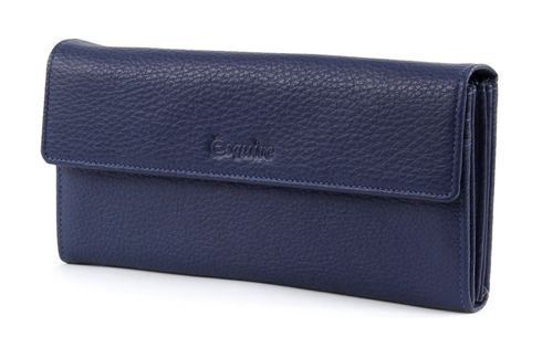 Esquire Primavera Ladies Purse L Estate Blue