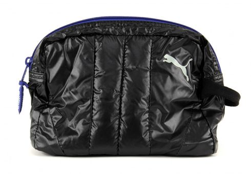 PUMA Fit AT Wash Bag Puma Black-Royal Blue