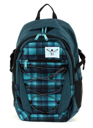 CHIEMSEE Herkules Backpack Checky Chan Blue