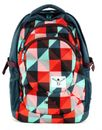 CHIEMSEE Harvard Backpack Magic Triangle Red online kaufen bei modeherz
